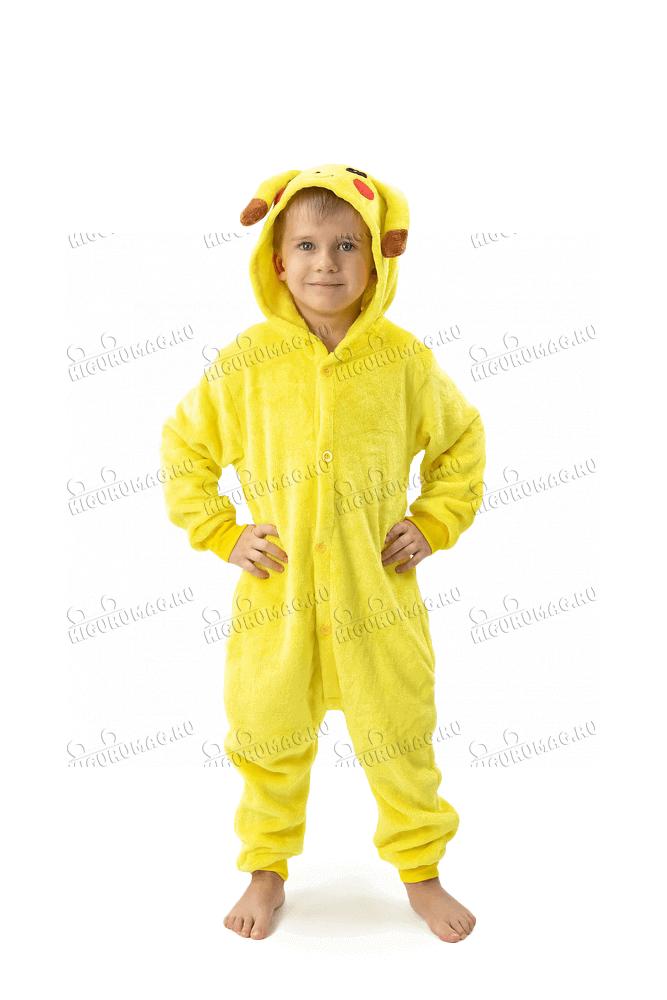 Кигуруми детский Пикачу - 4